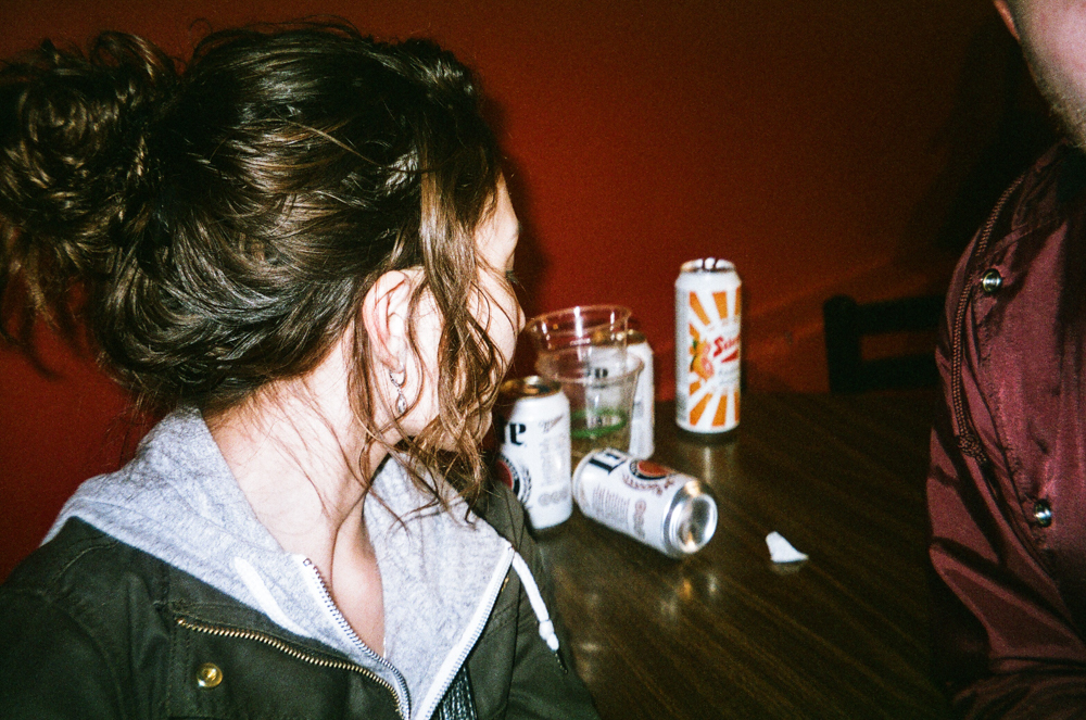 Shot by  Eric Hergenreder on Agfa 400 with Olympus Stylus 120