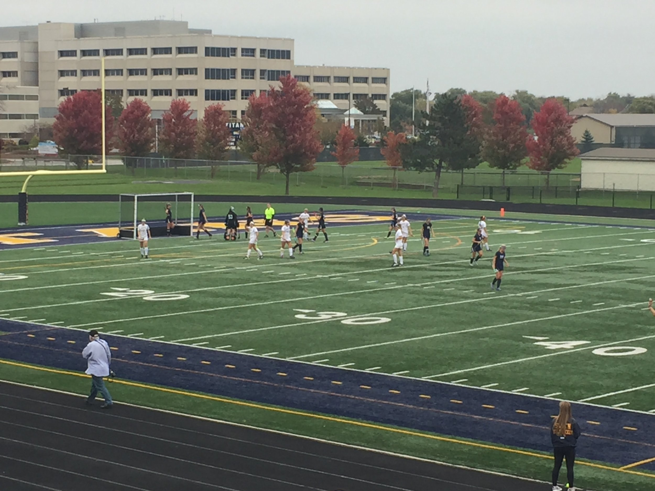 2016 State Championships at Glenbrook South High School