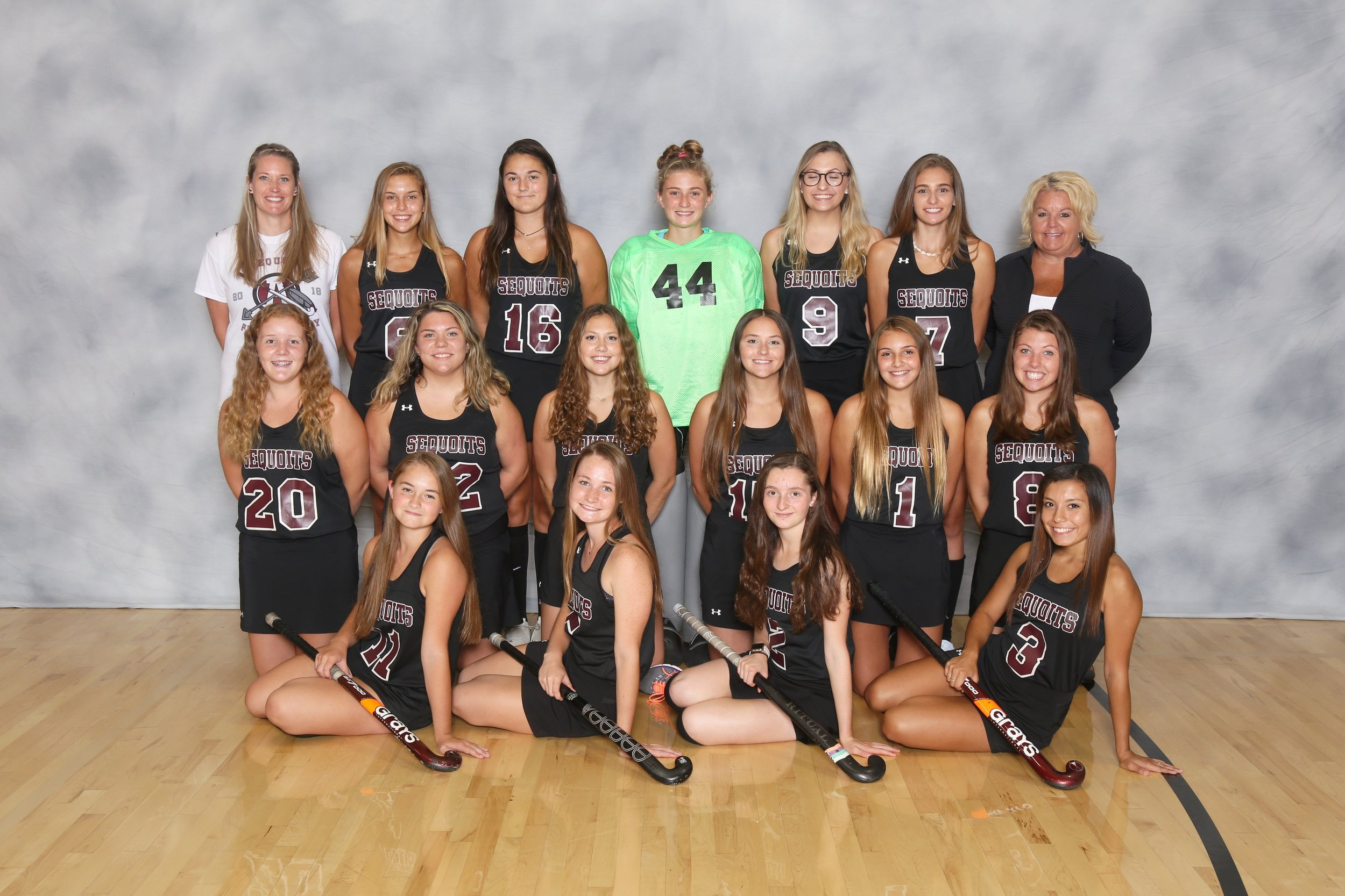 2019 ANTIOCH VARSITY FIELD HOCKEY TEAM