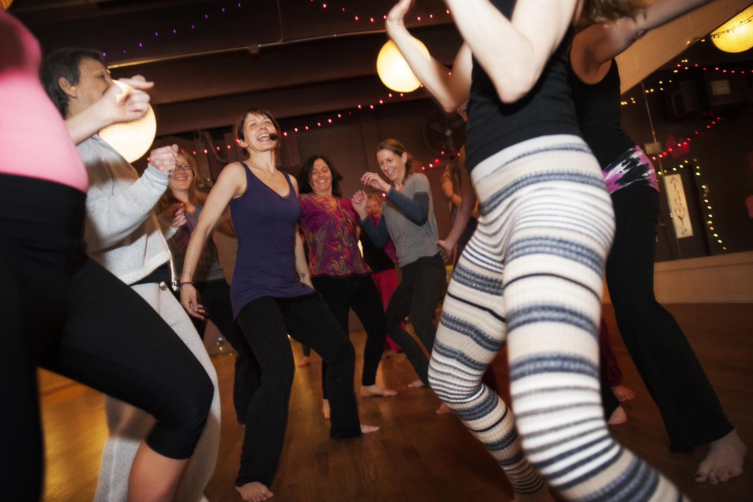 Photo by Johannah Reimer at Awaken The Dance