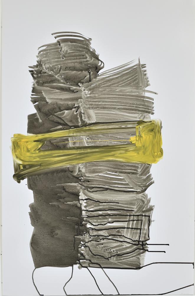 """Ink Study 61"" 2016"