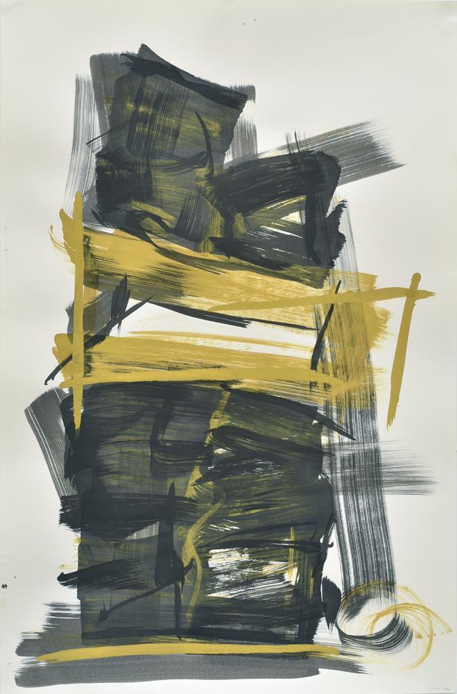 """Ink Study 06"" 2016"