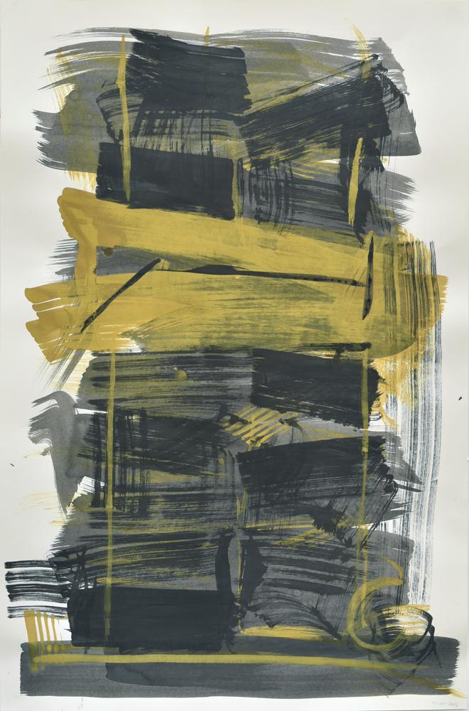 """Ink Study 04"" 2016"