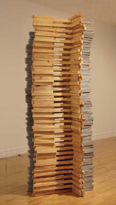 """Fourteen Walls"" 2009"