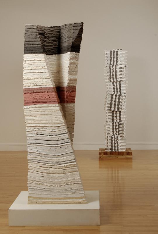 """""""Amid the Walls (Red Sash)"""" 2009"""