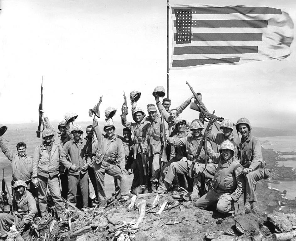 1945 / Iwo Jima