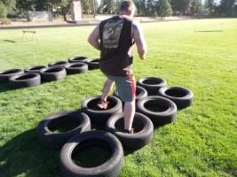 Gordon Johansen running tires.jpg