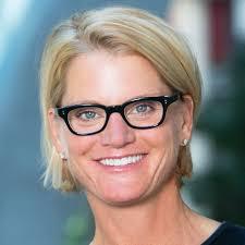 Christie Smith,  VP of Diversity at  Apple.