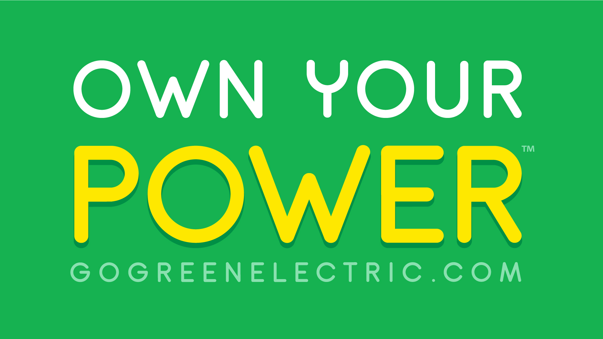 Go Green Electric