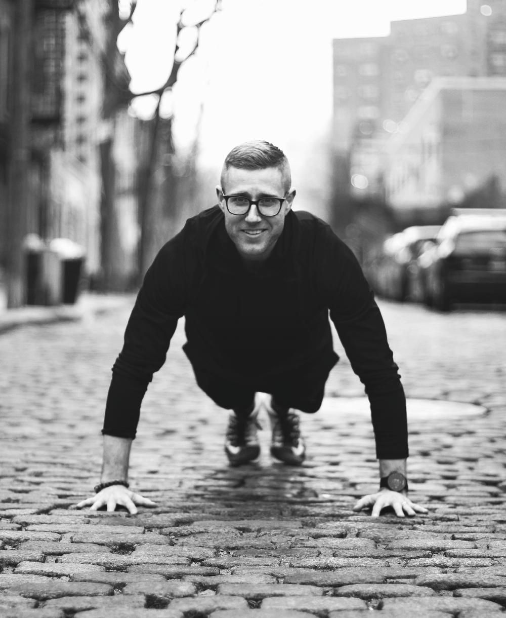 Jonathan Weber Fitness
