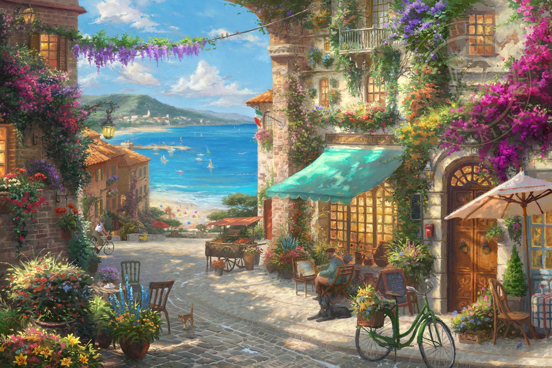 Italian cafe_Kinkade studios.jpg