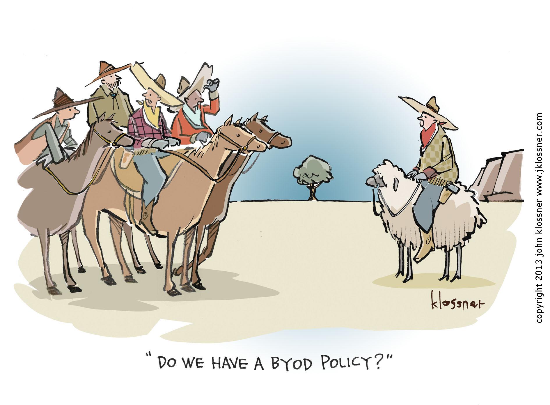 BYOD policy