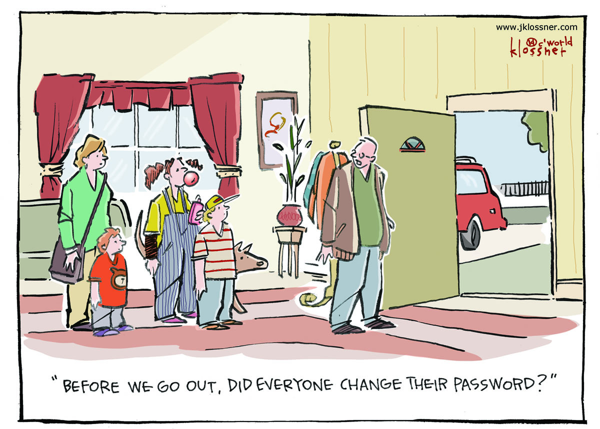 family passwords