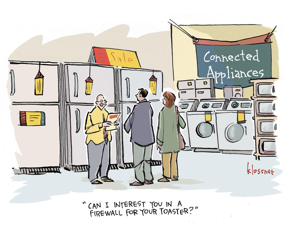IoT needs