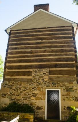 Side of log addition.