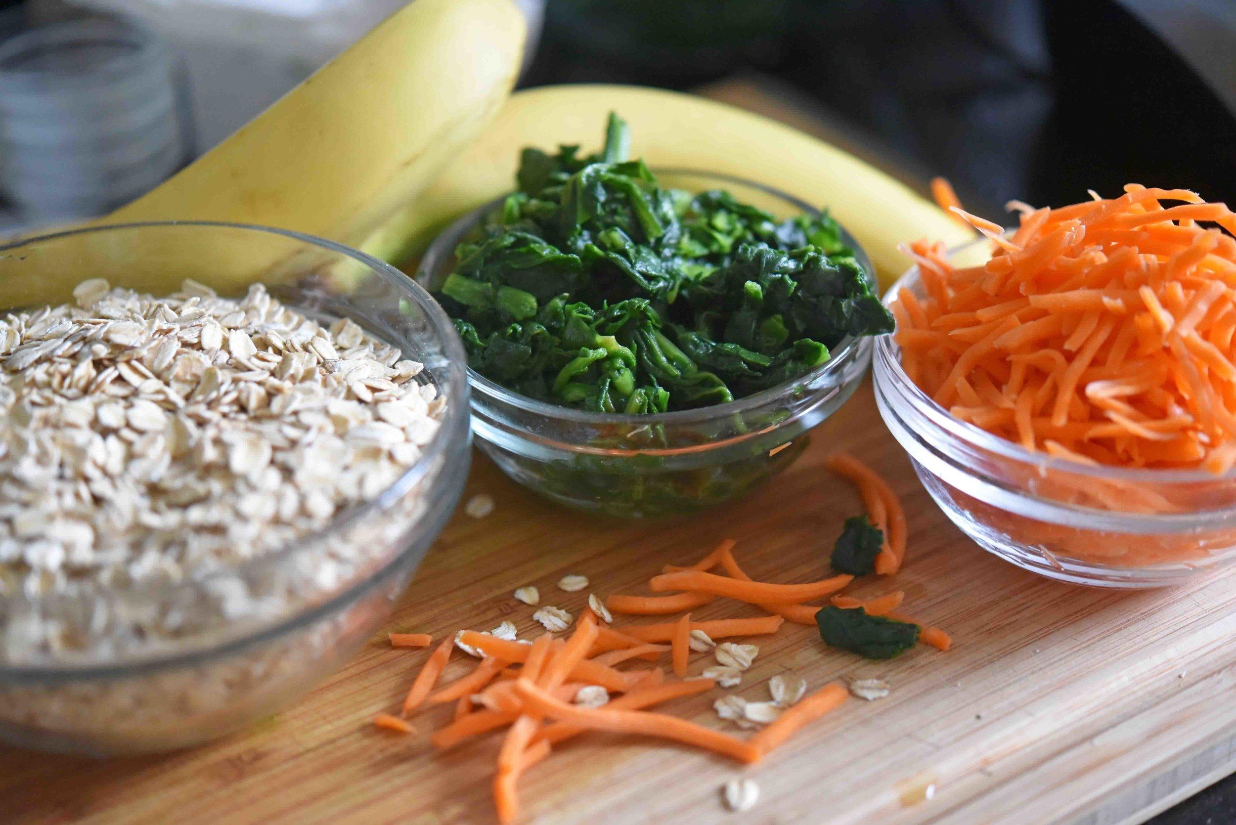 Banana Carrot Spinach Oat Muffins 1.jpg