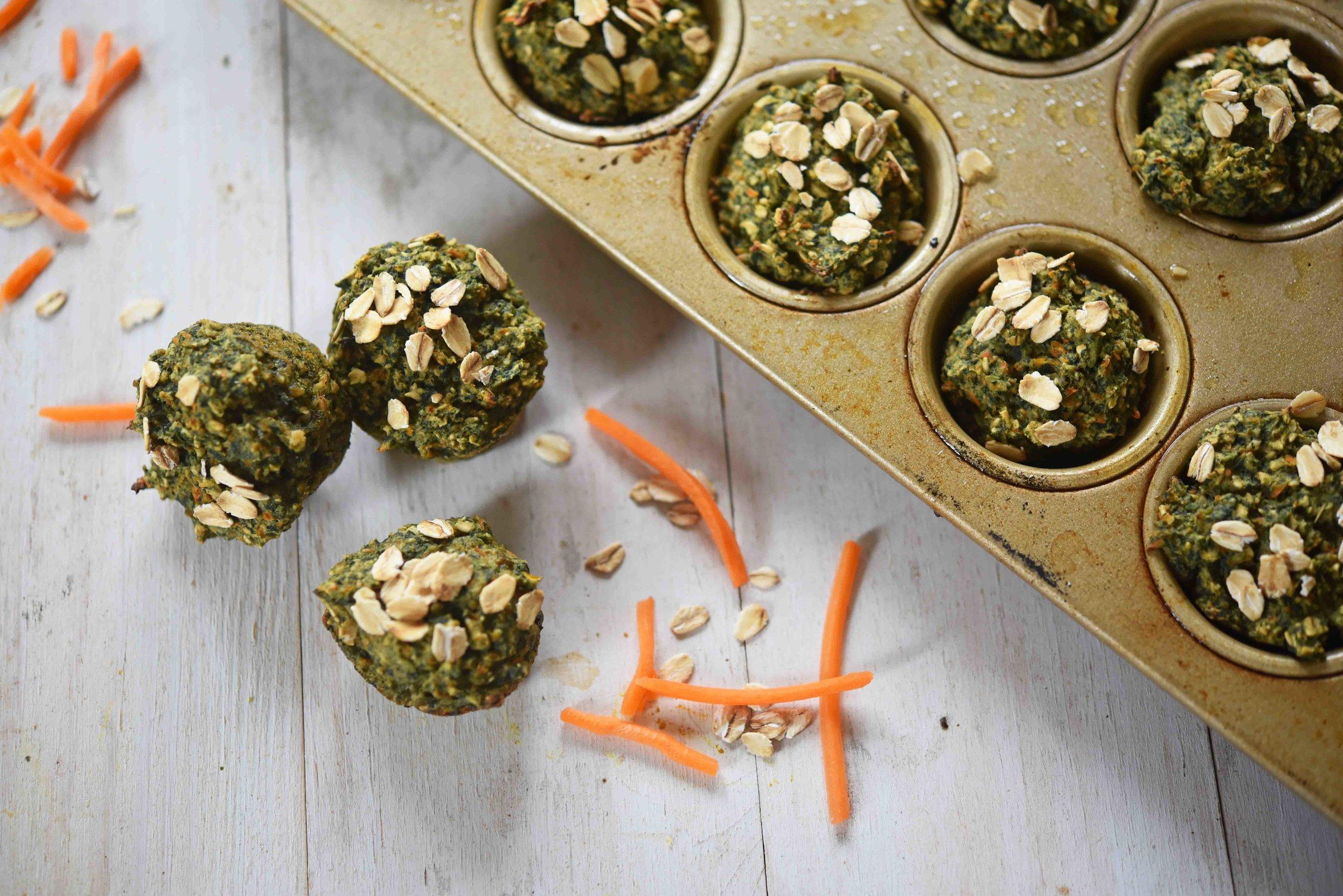 Banana Carrot Spinach Oat Muffins 8.jpg