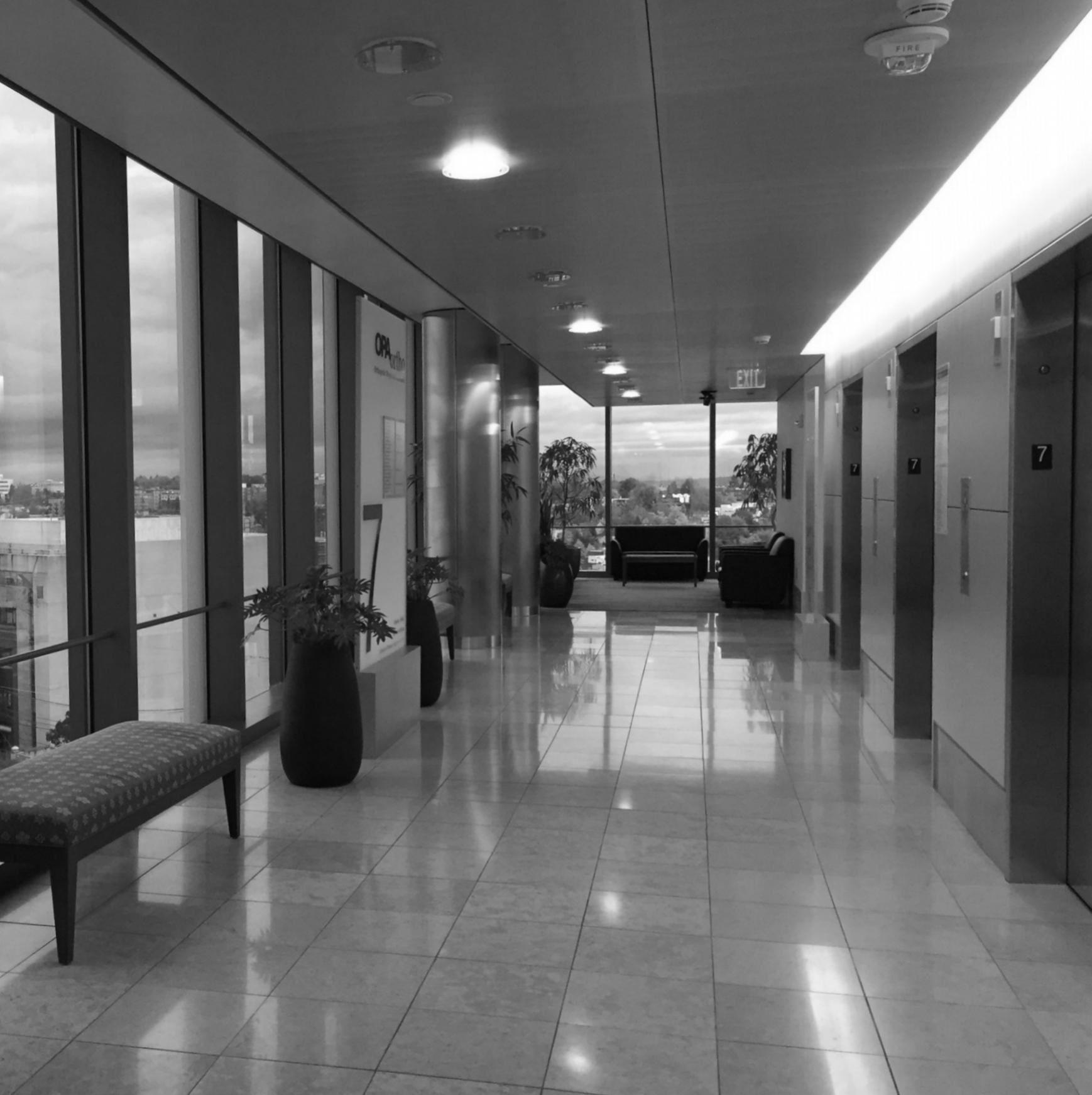 7th Floor Lobby