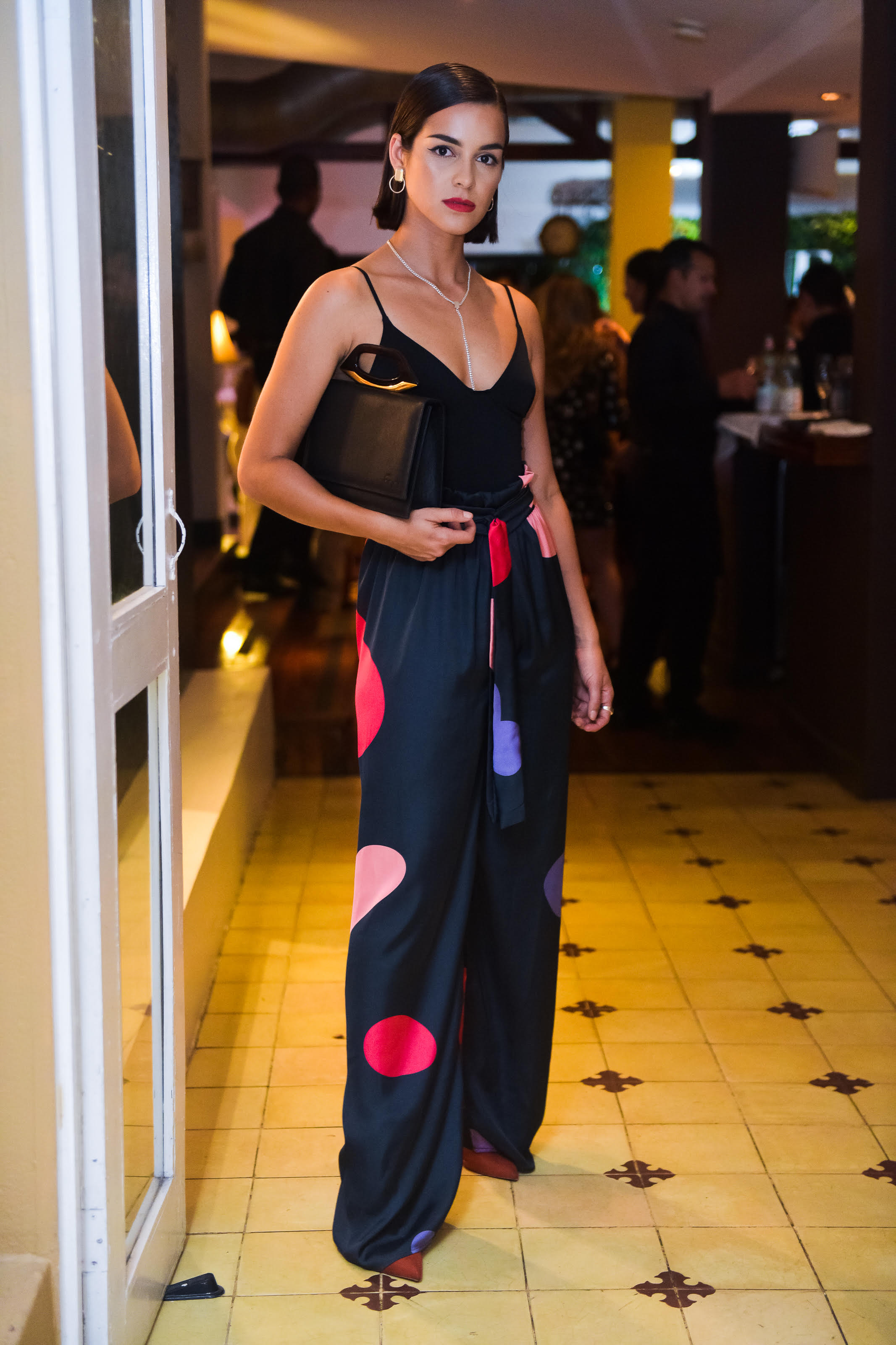 Jessi González - Iconic Bag / GIA pant