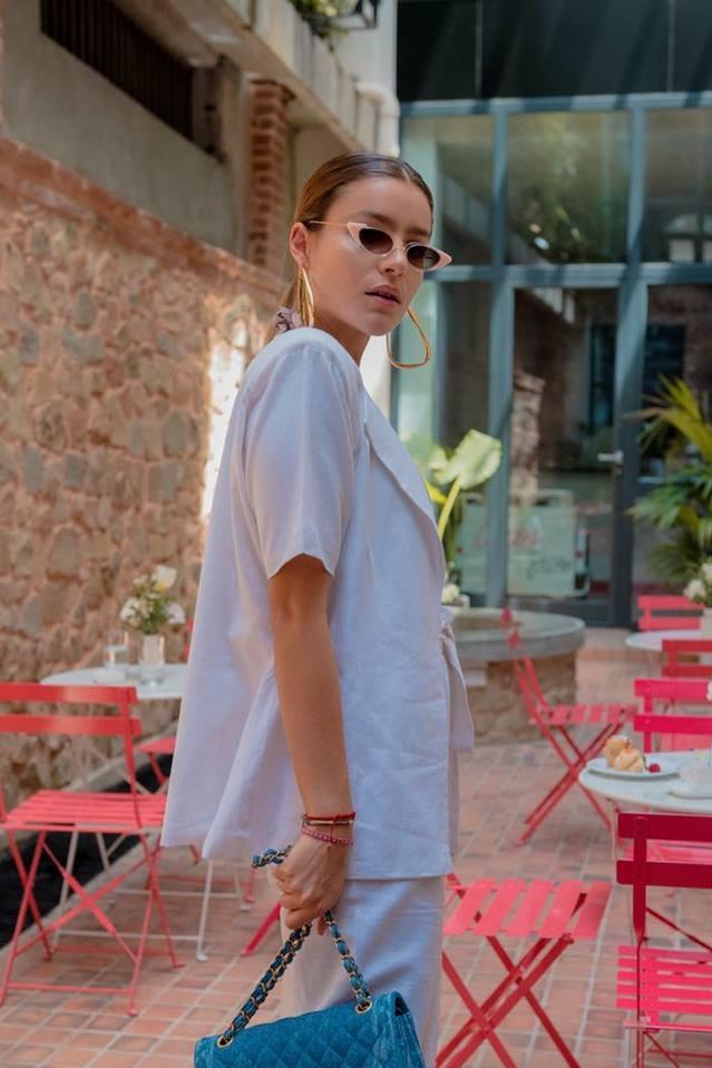Nane Miller - Blazer MIA linen
