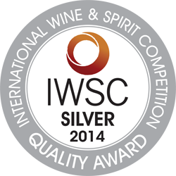 Gin BRRG & Tonic IWSC2014-Silver-Medal-PNG.png