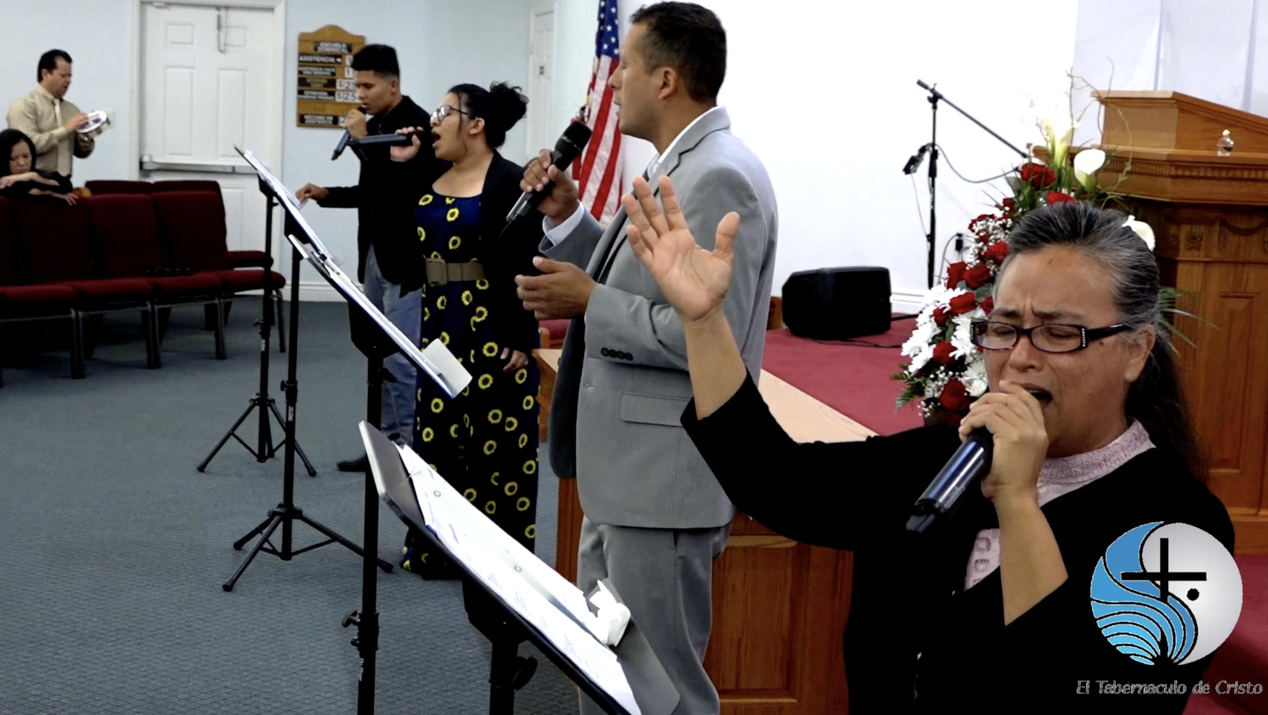 El Tabernaculo de Cristo - Grupo de Adoracion