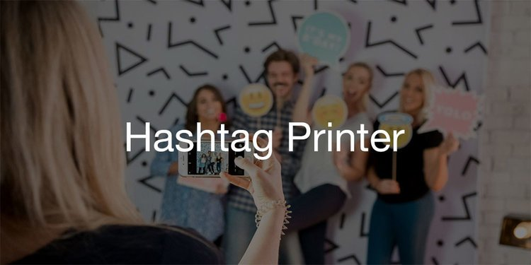 Instagram Printer Hire Melbourne & Brisbane – Mr and Mrs Booth