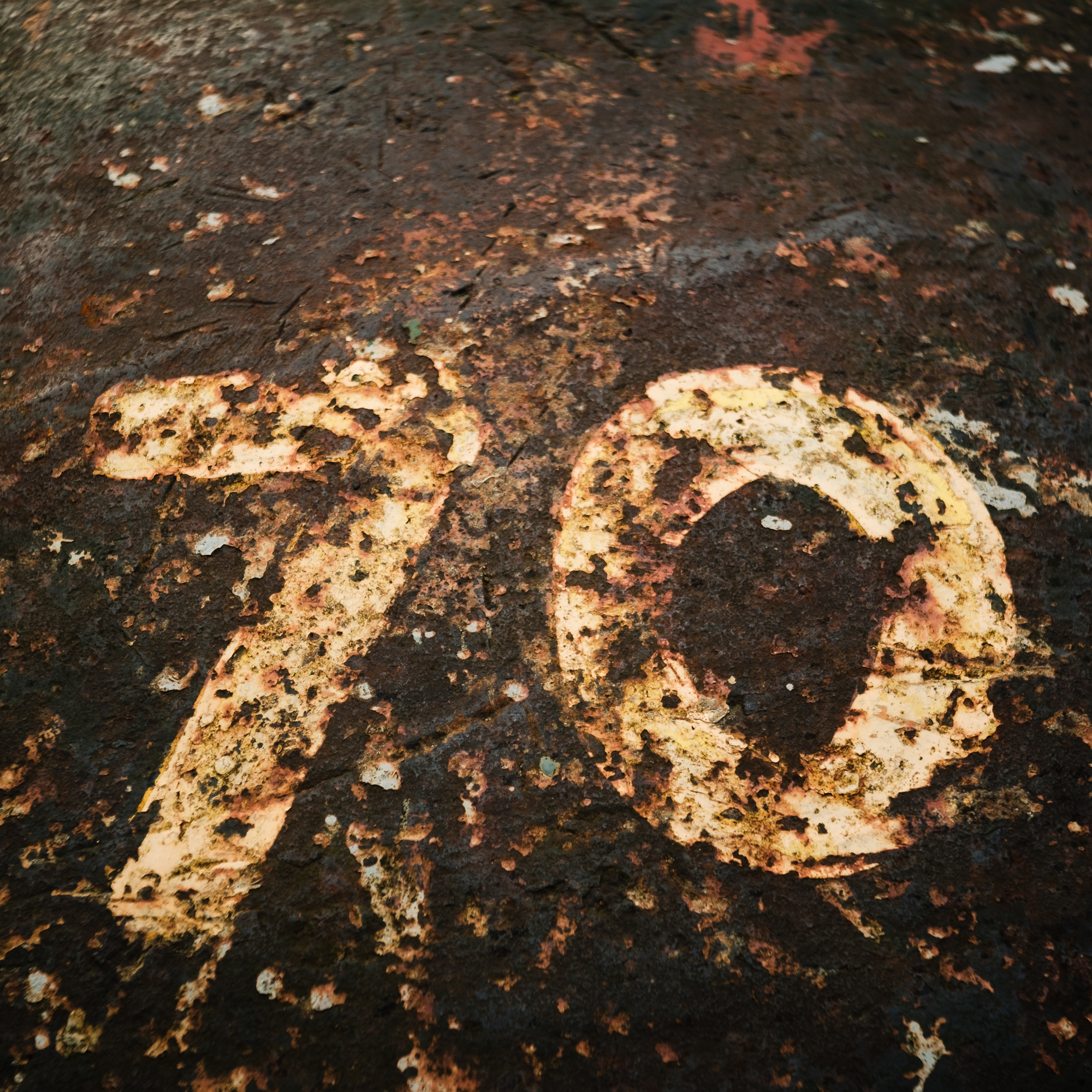 Mooring bollard numer 70 [XT2 / Classic Chrome]