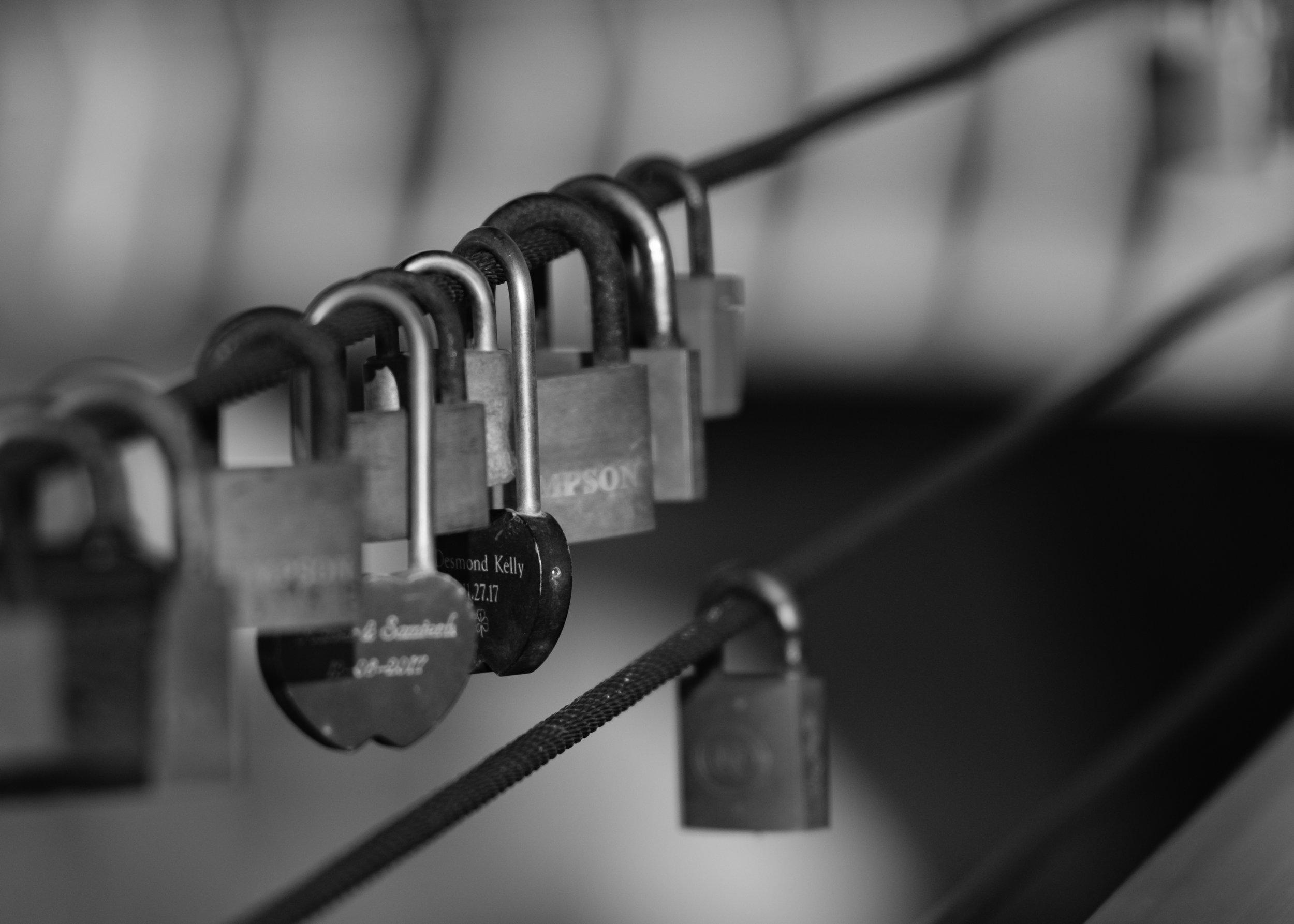 "Love locks [XT""2 / Acros+G]"