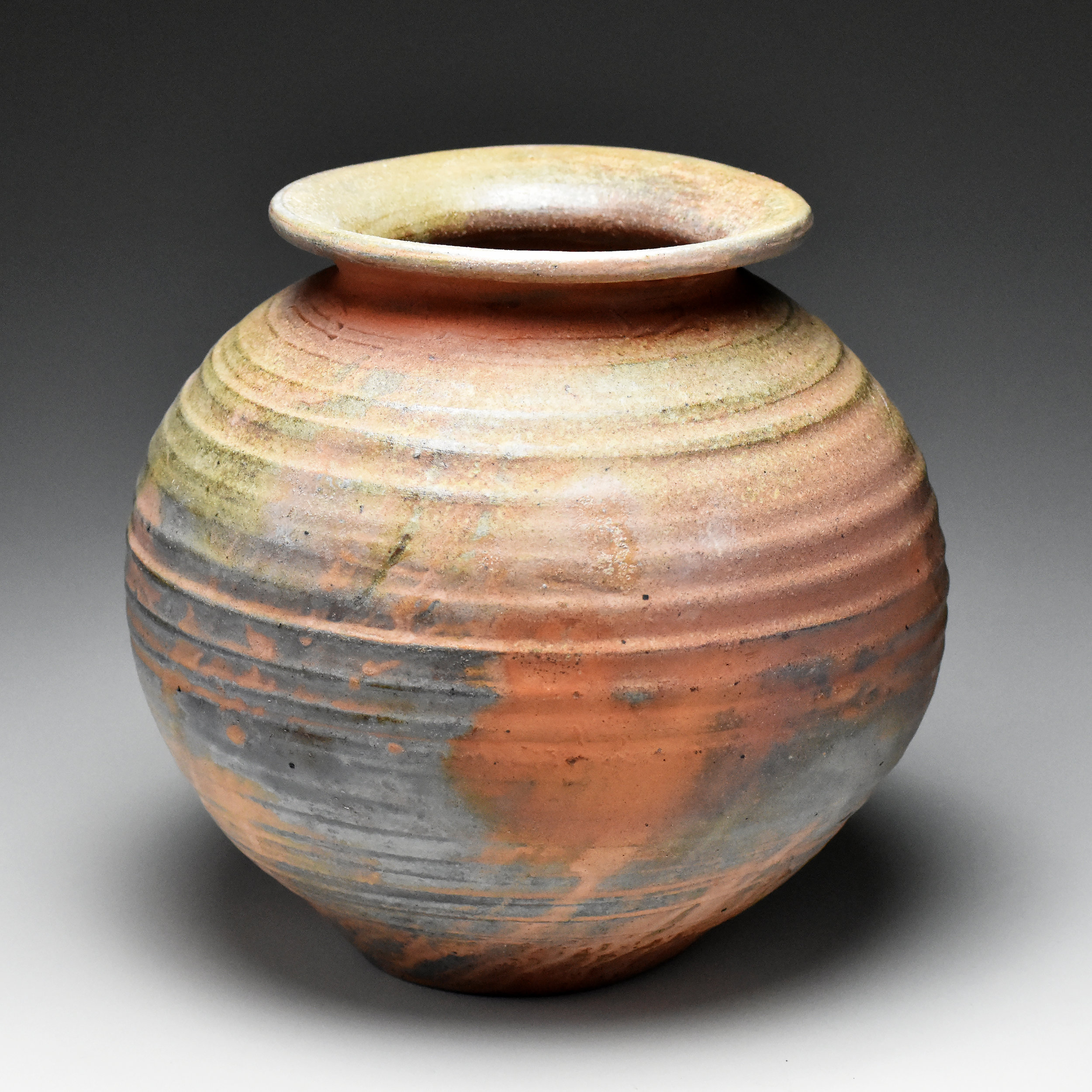 Woodfired Jar