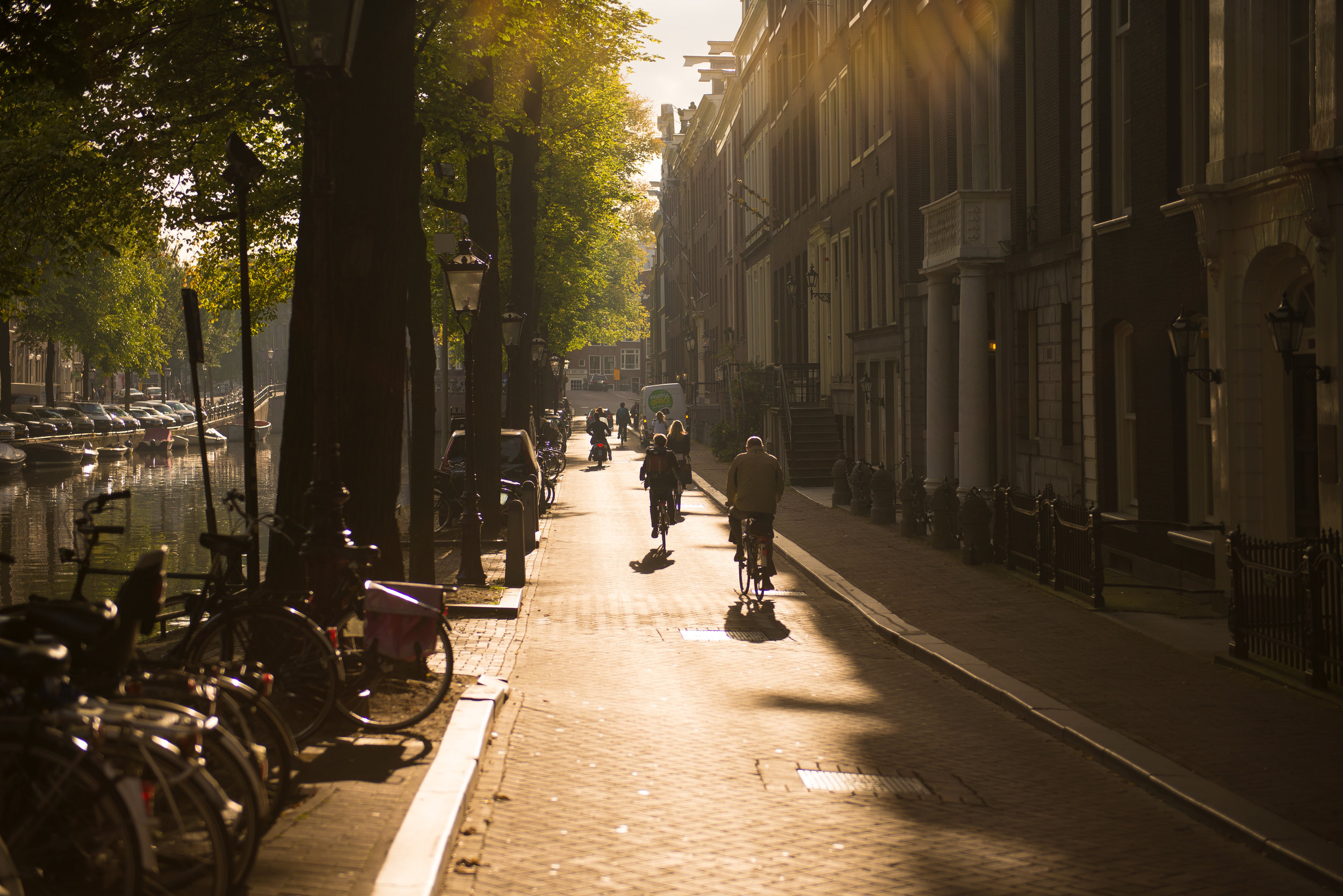 Streets of amsterdam photos