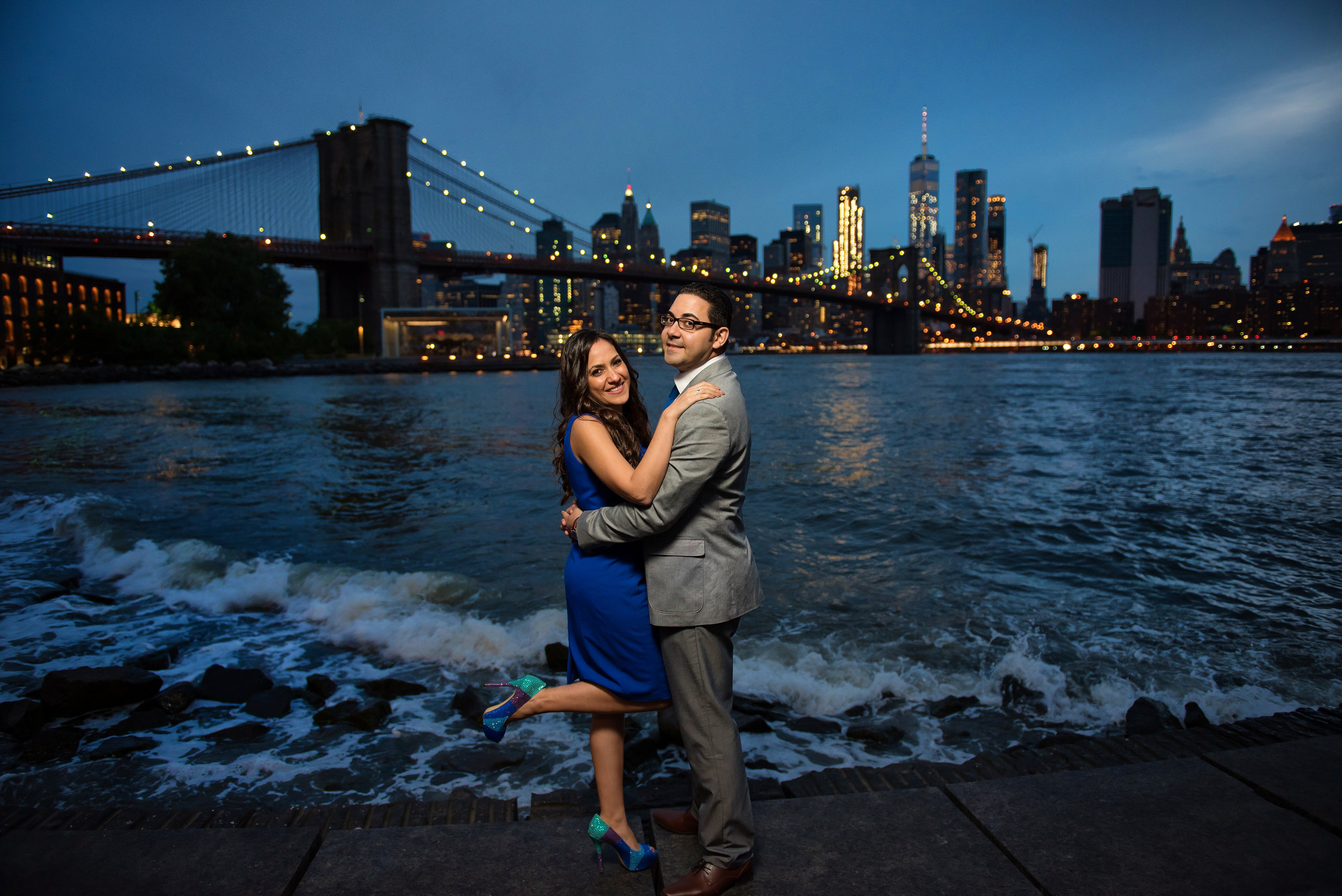 NJ and NYC wedding photographer - Brooklyn ny shoot