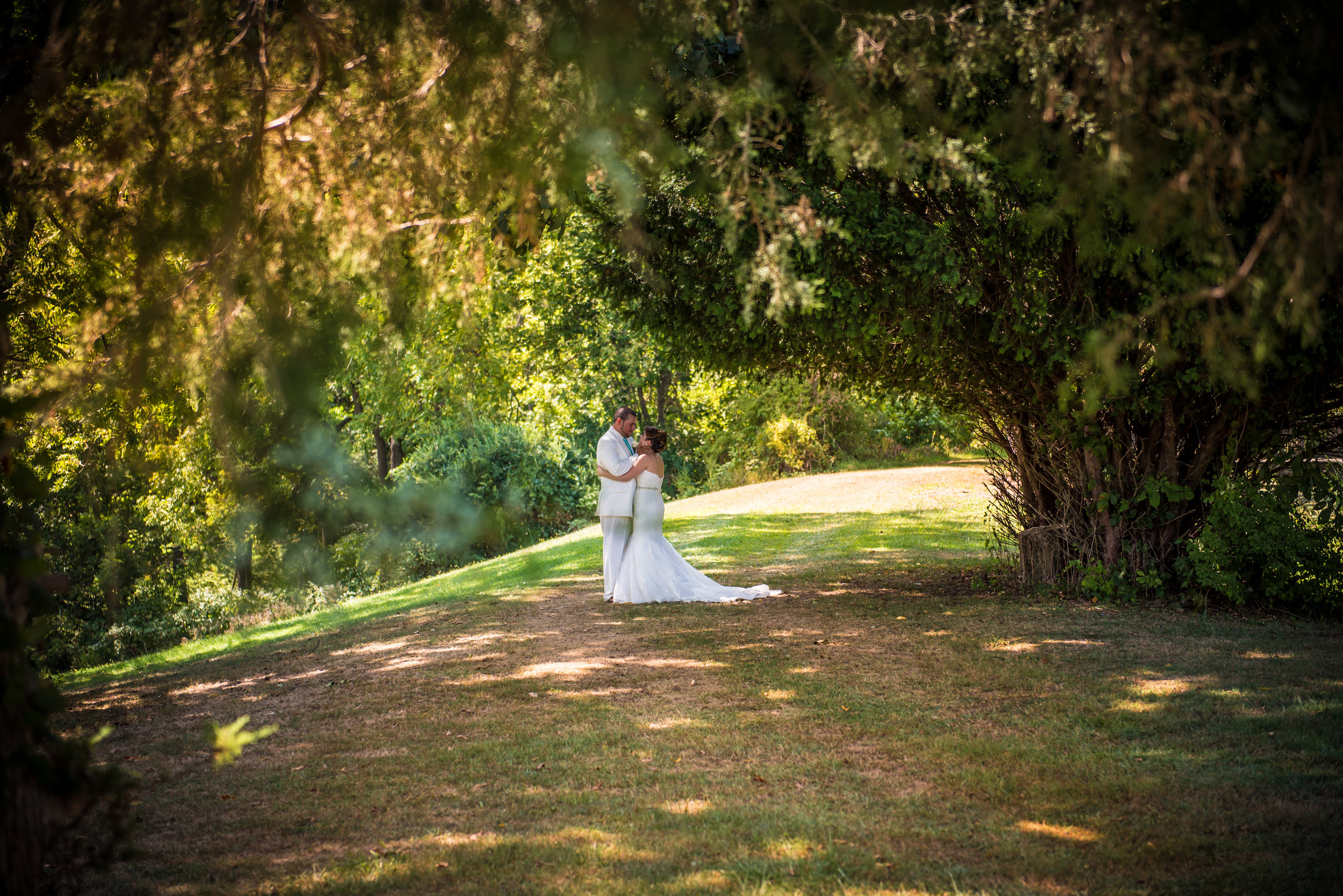 Nj Wedding photography outdoors