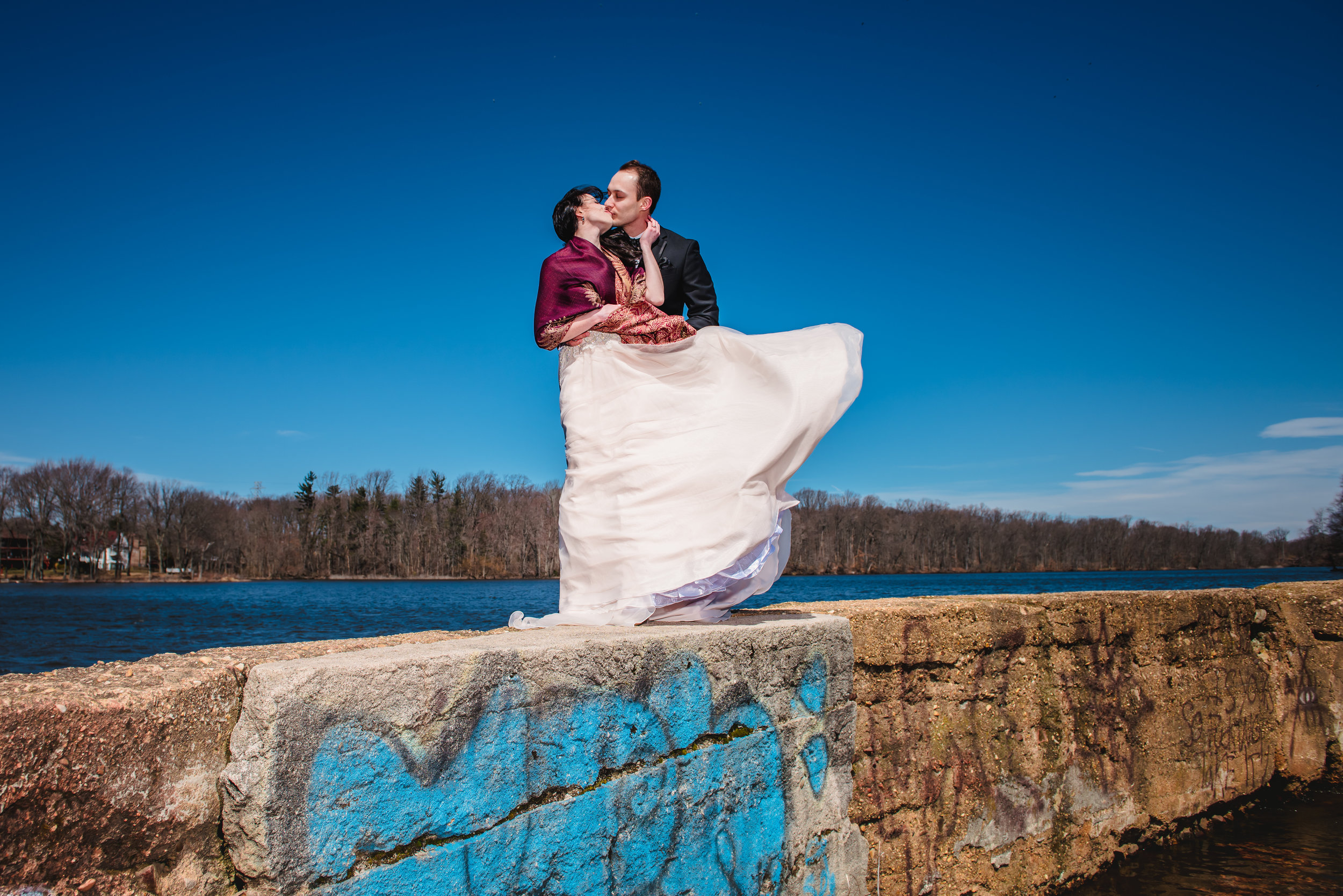 NJ Wedding photographer 28735