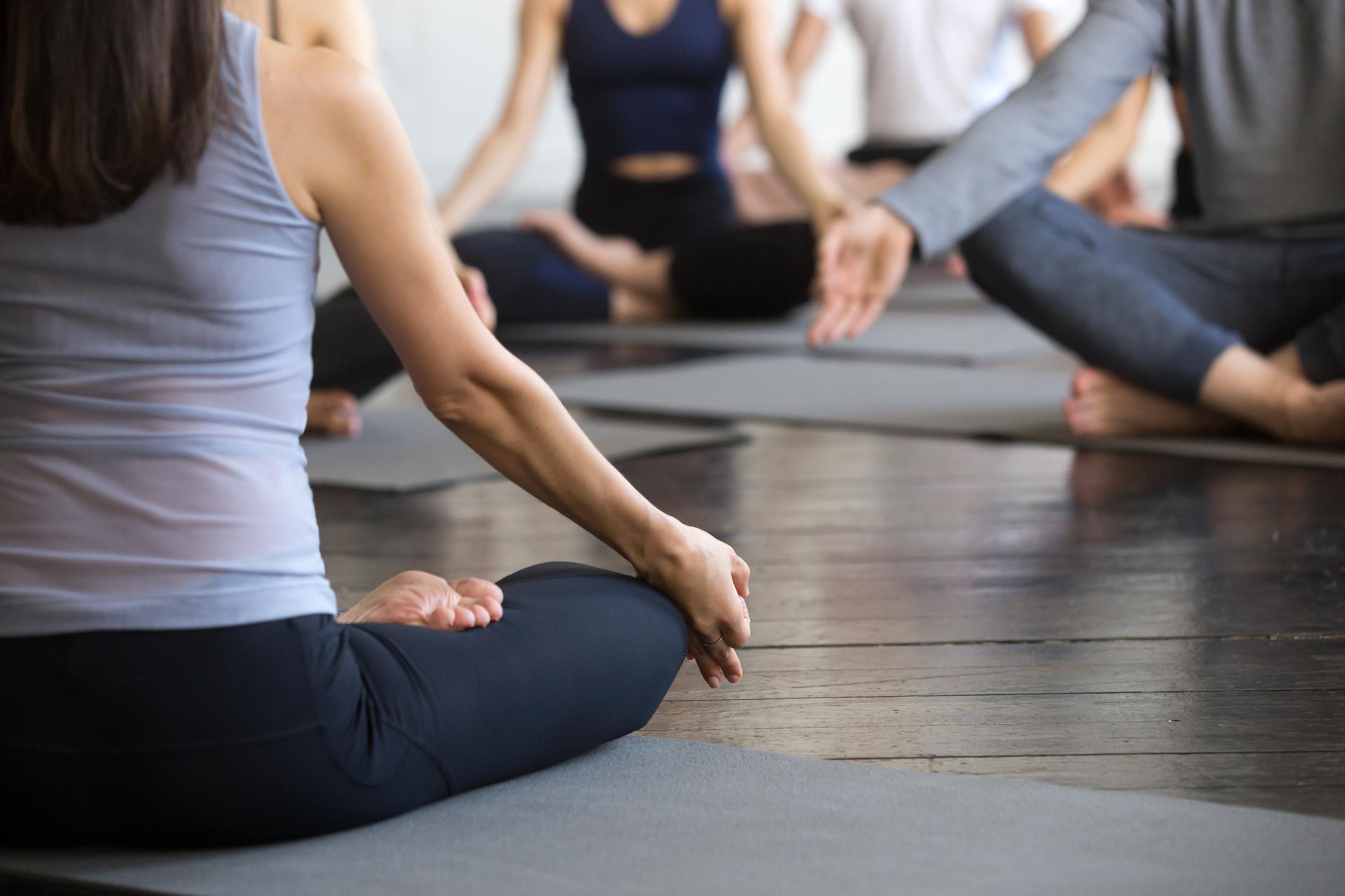 St John Yoga - Guided Meditation