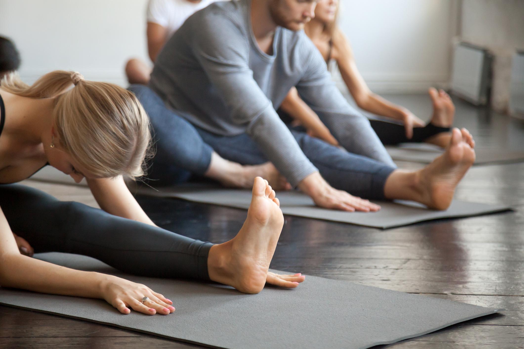 St John Yoga