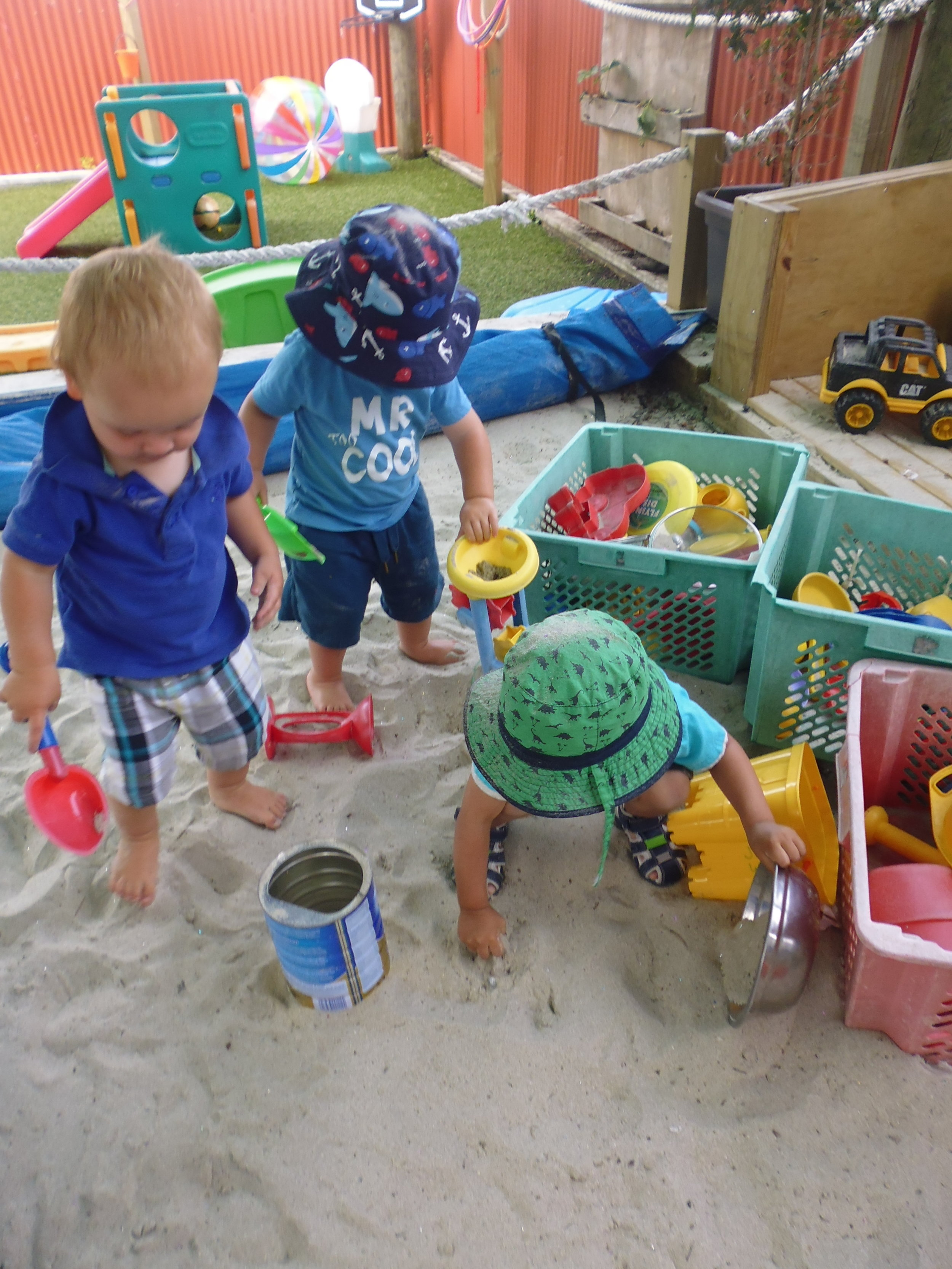 Building Relationships through Play