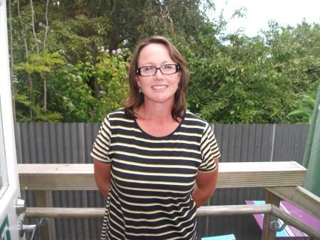 Tania Swann, Centre Manager/Menetia   Kia ora, Talofa lava, Hello. I live in Riverhead, in West Auckland with my partner and two children on 3.5 acres.  I have worked at Kids at Play since October 2001 and in 2015 I celebrated 20 yrs. service in ECE (early childhood education).  I am passionate in providing children a safe, fun, active environment where they can grow and develop the skills in readiness for life. I strive to provide a learning environment that ensures excellent education and care by working in partnership with families/whanau and educators in helping to raise resilient children.
