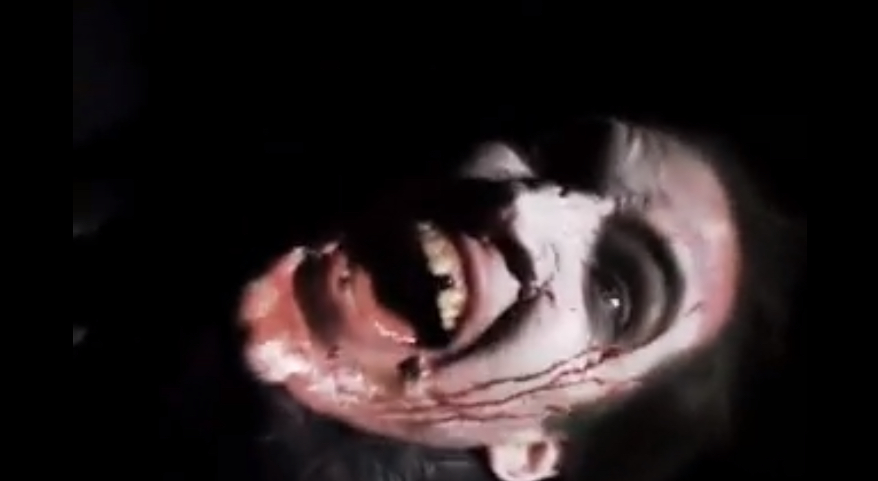 Figure 7: Batman kills the Joker in  Patient J .