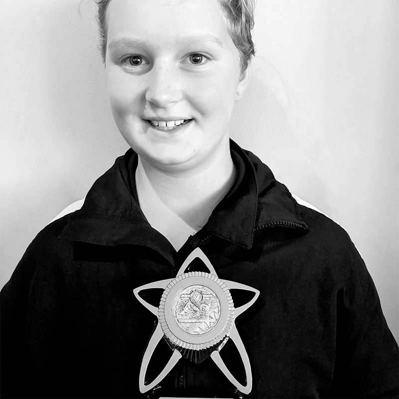 Under 12 Swimming Club Age Champion 2019