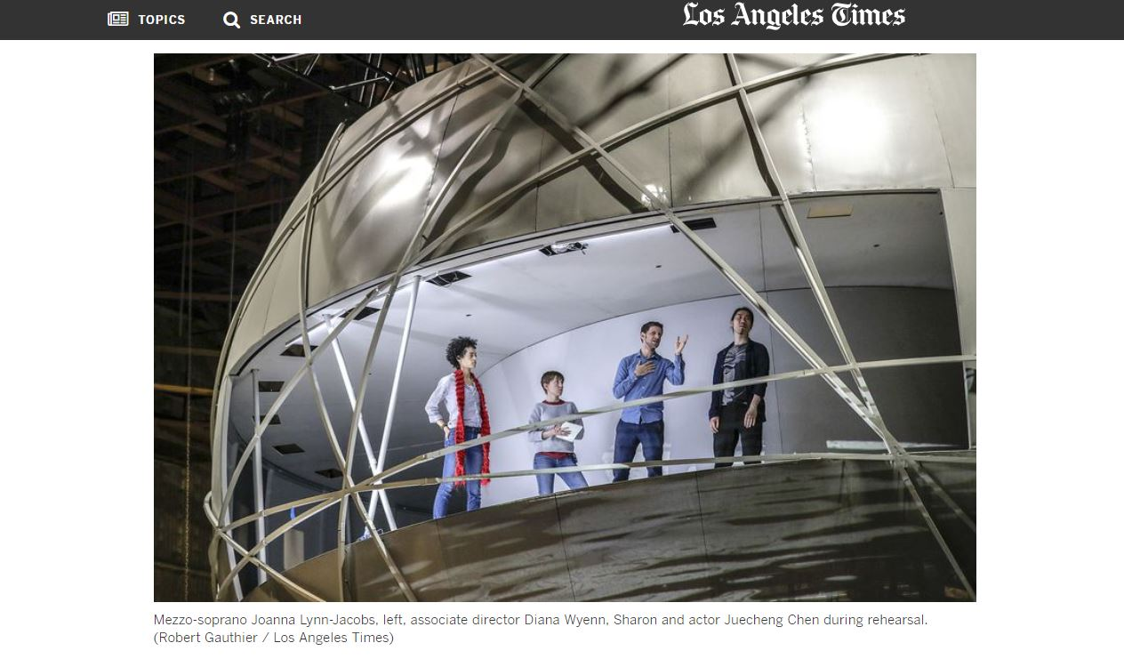 Los Angeles Times, 2019