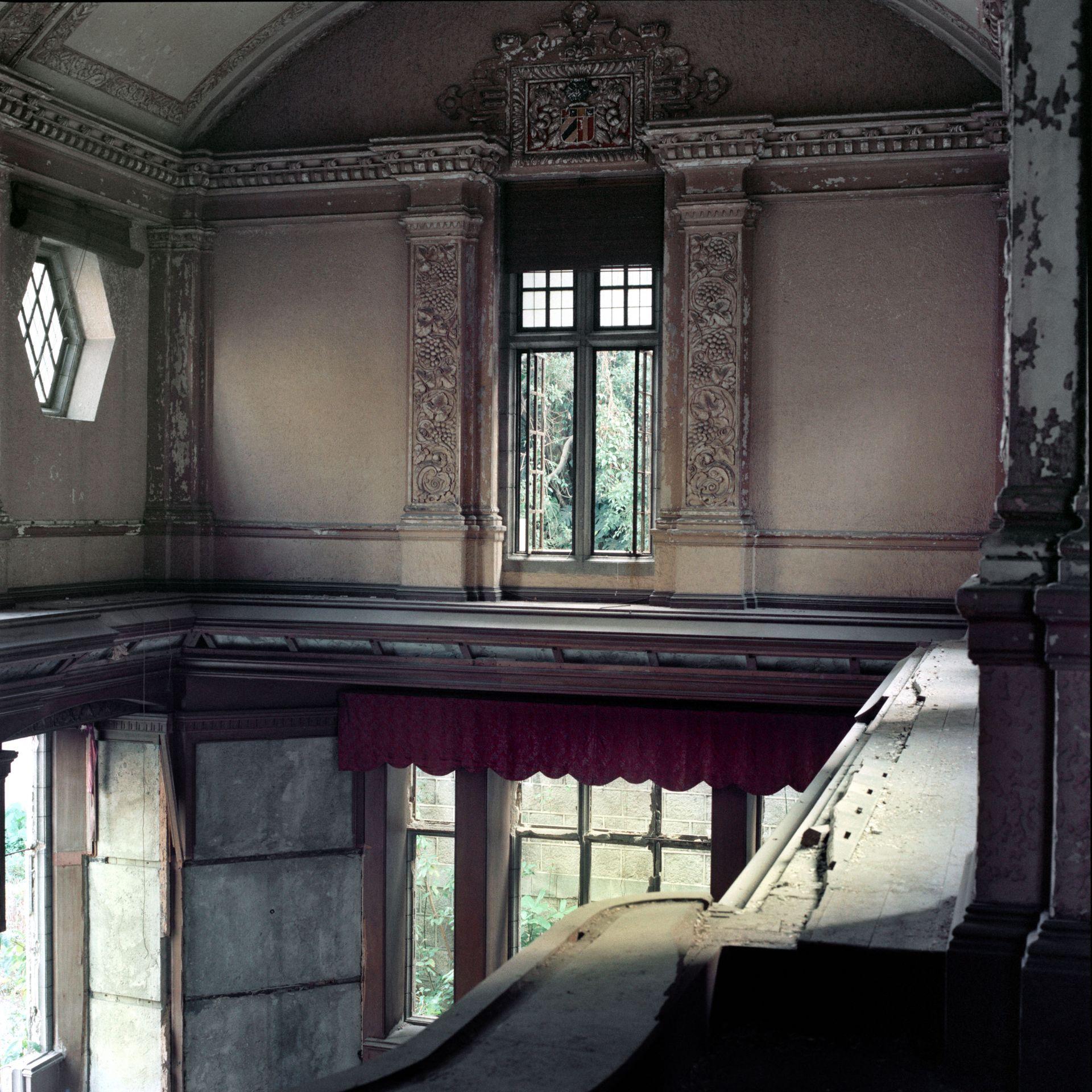 Window, Euston Mansion