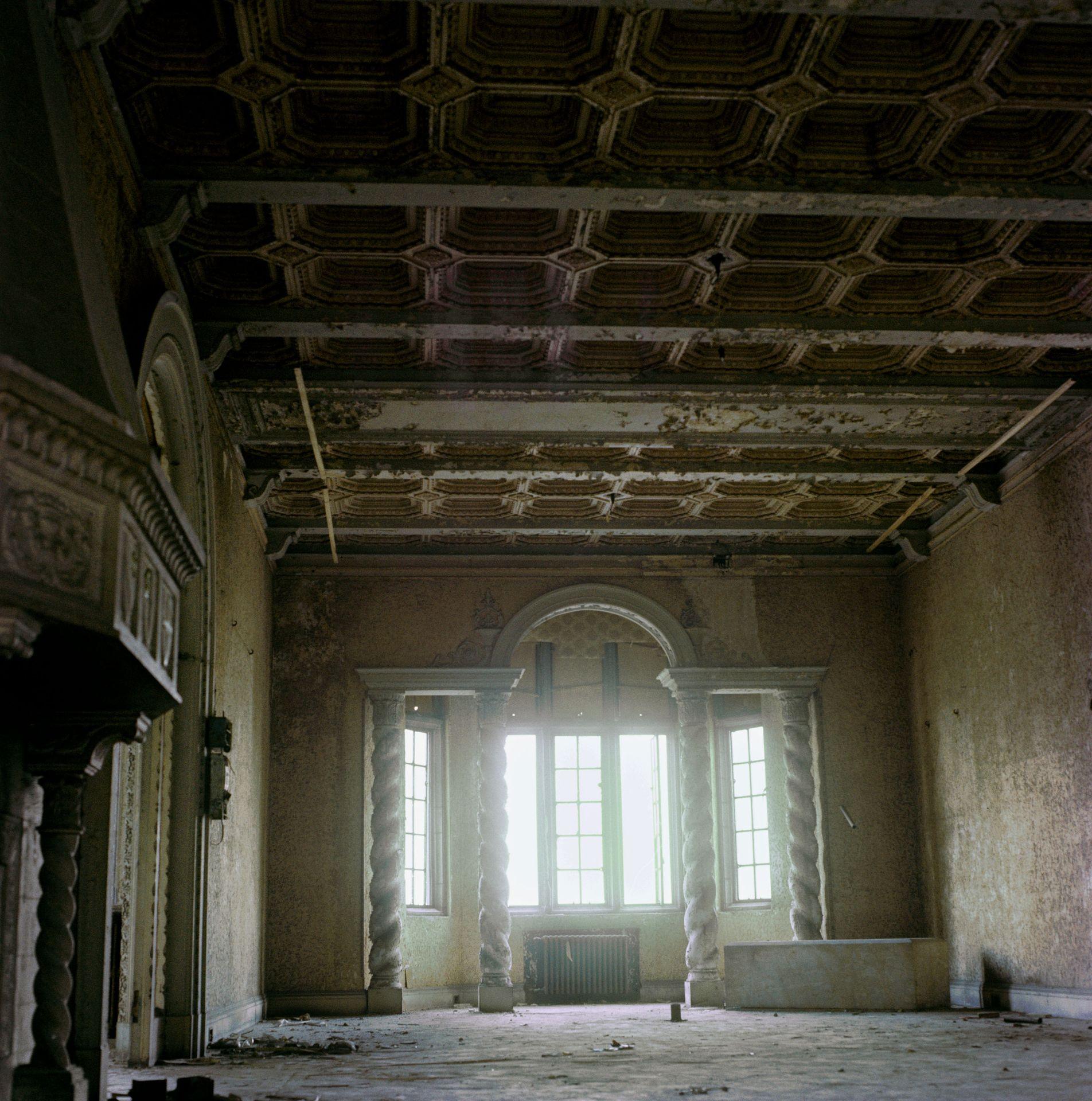 Hallway, Euston Mansion