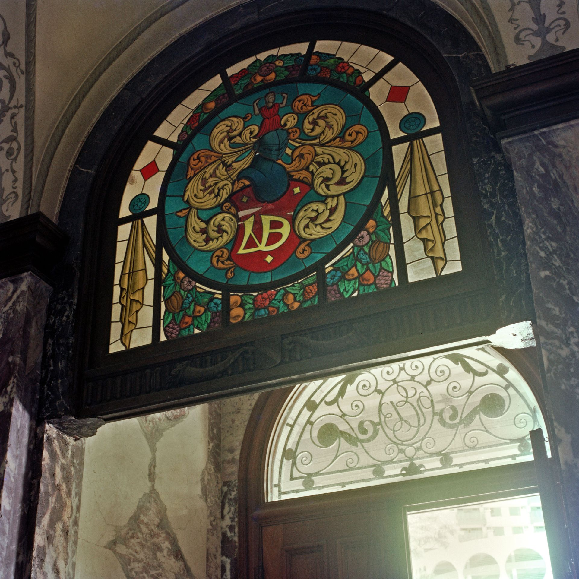 Entrance, Eucliff Mansion