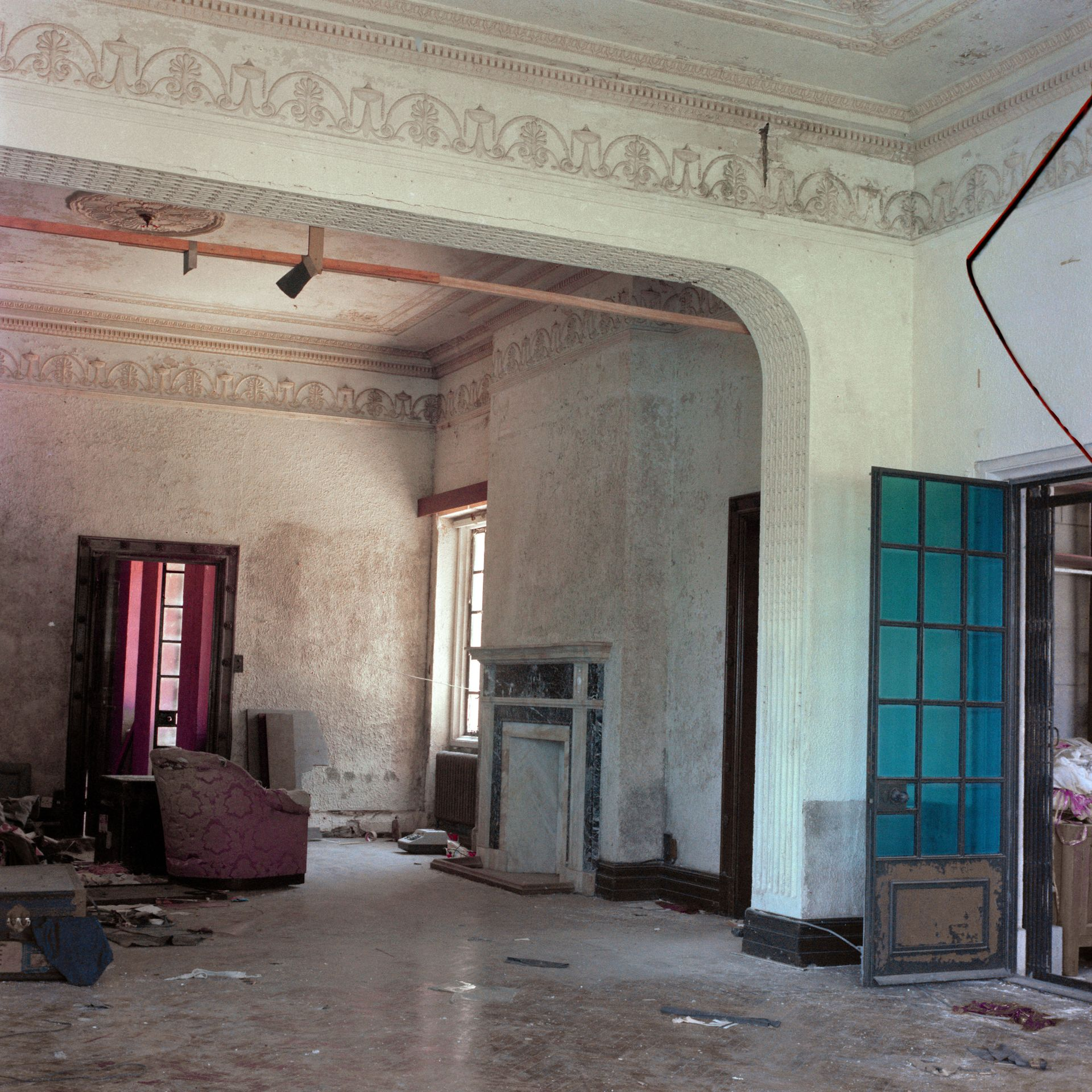 Sitting Room, Eucliff Mansion