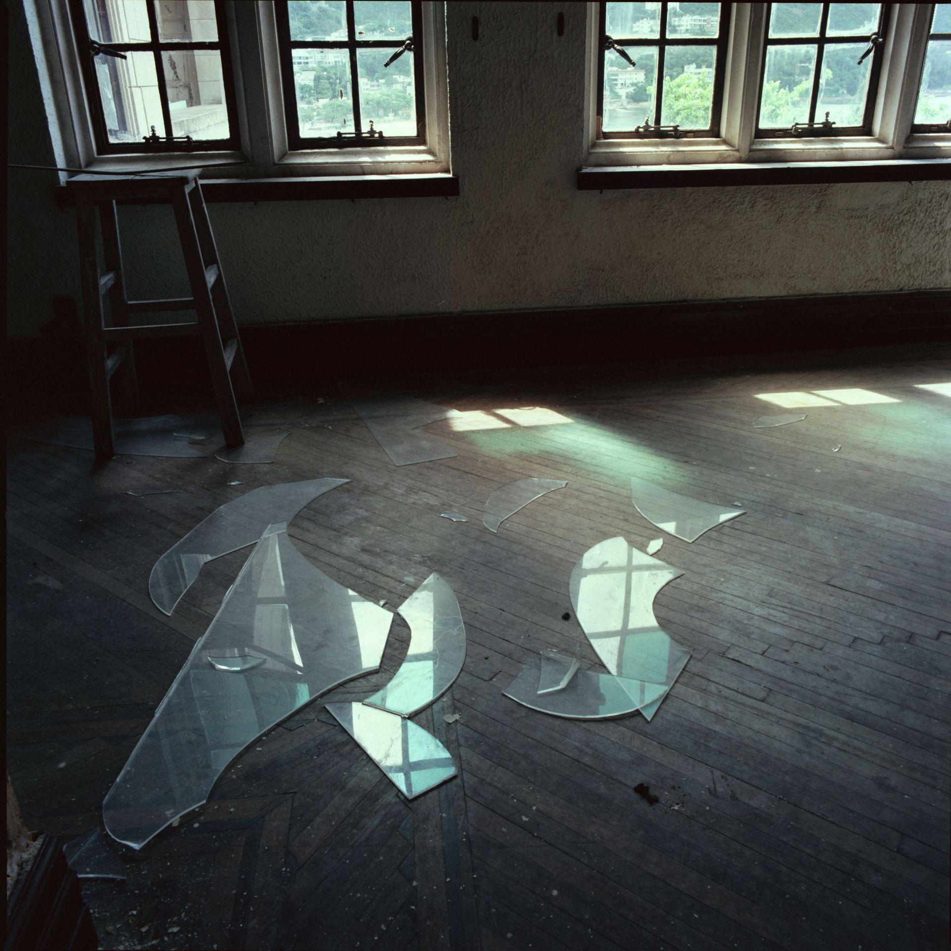 Broken Glass, Eucliff Mansion