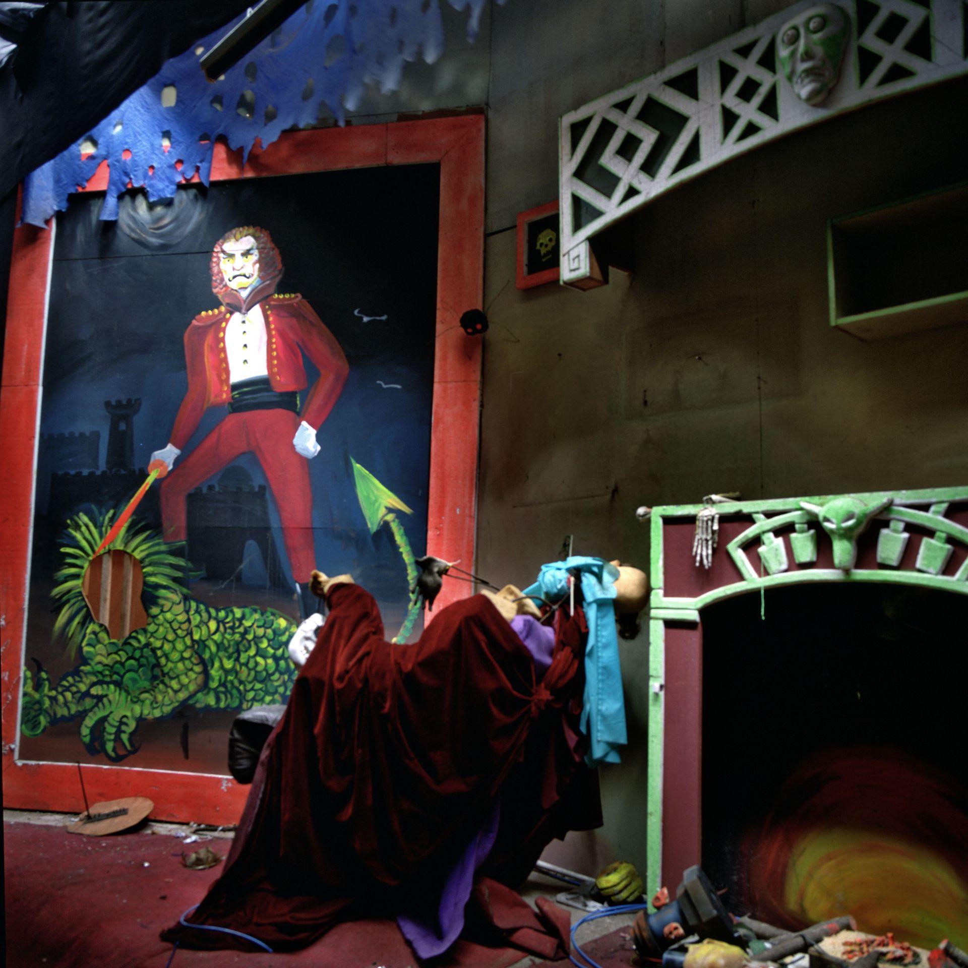 Lionman, Lai Yuen Amusement Park, 1997