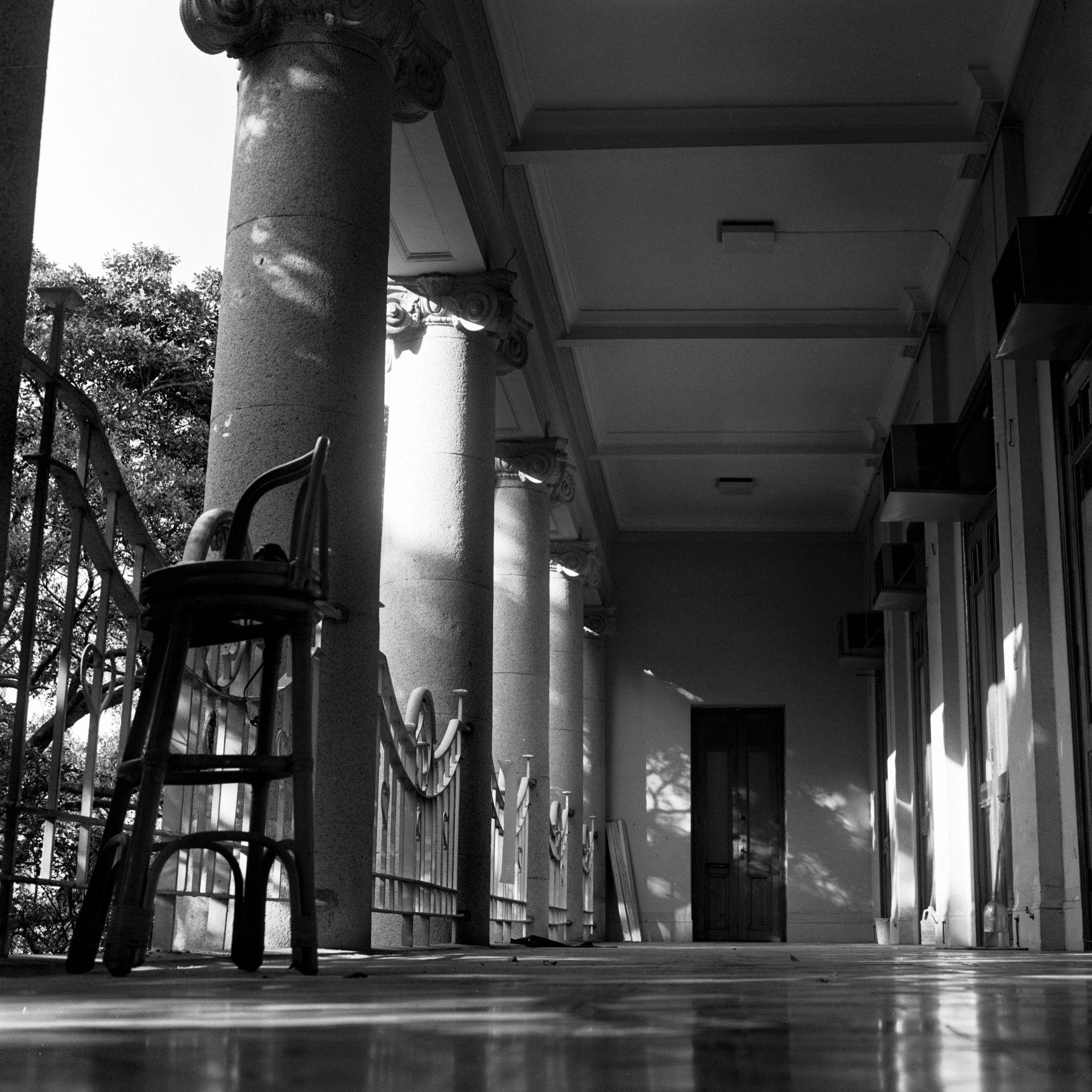 Luk Yau Tong #8, Hong Kong University Main Building, 1988