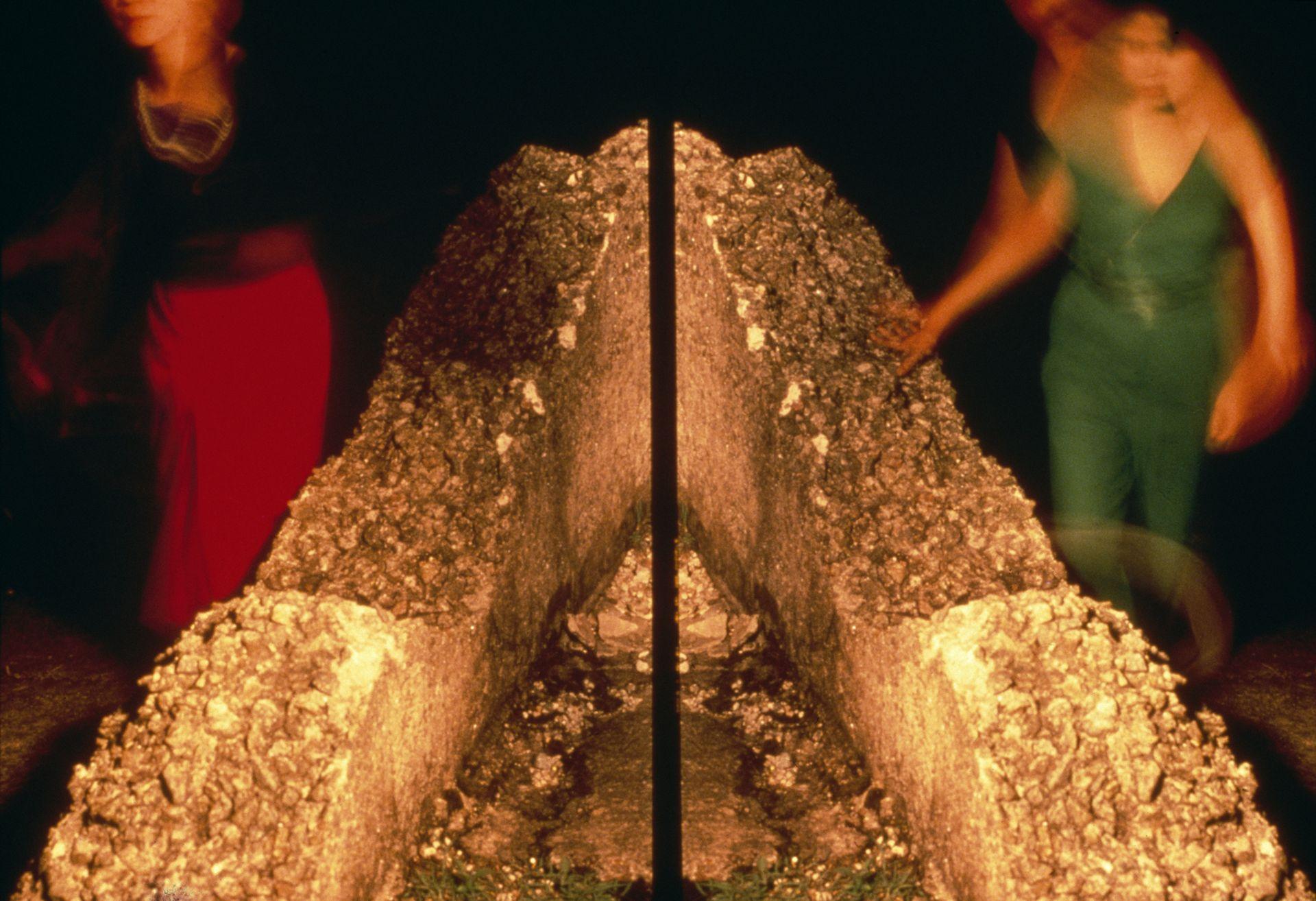 Two Women, 1990