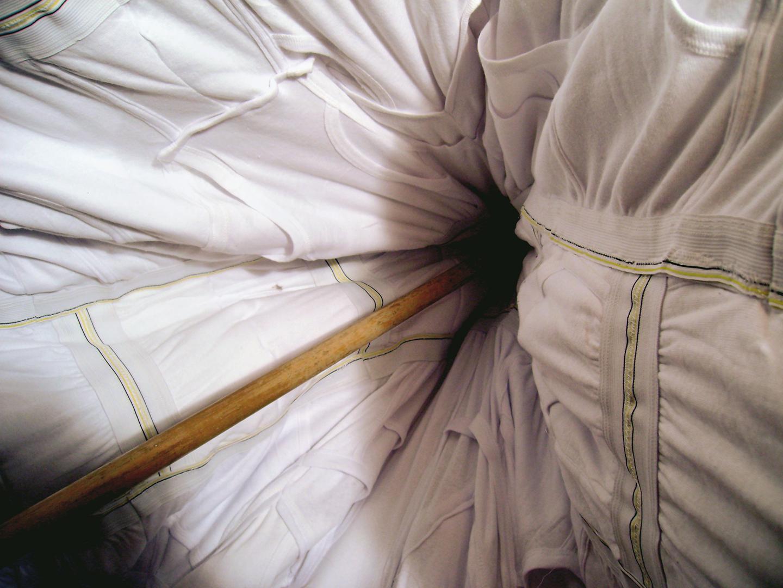 Tent pole and hole.JPG